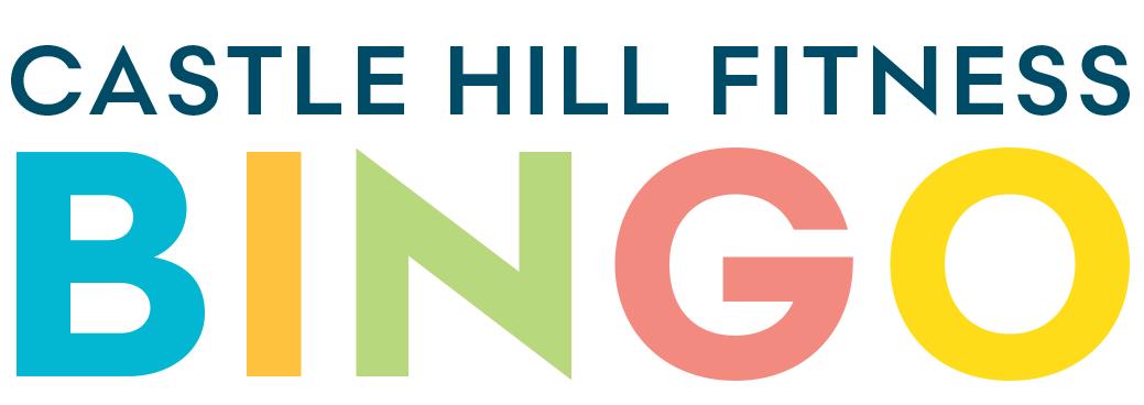 Castle Hill Fitness BINGO