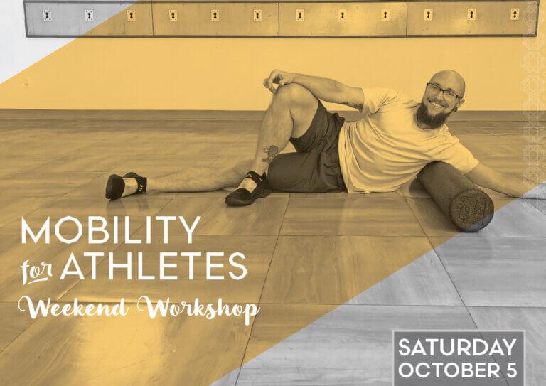 Mobility for Athletes Workshop