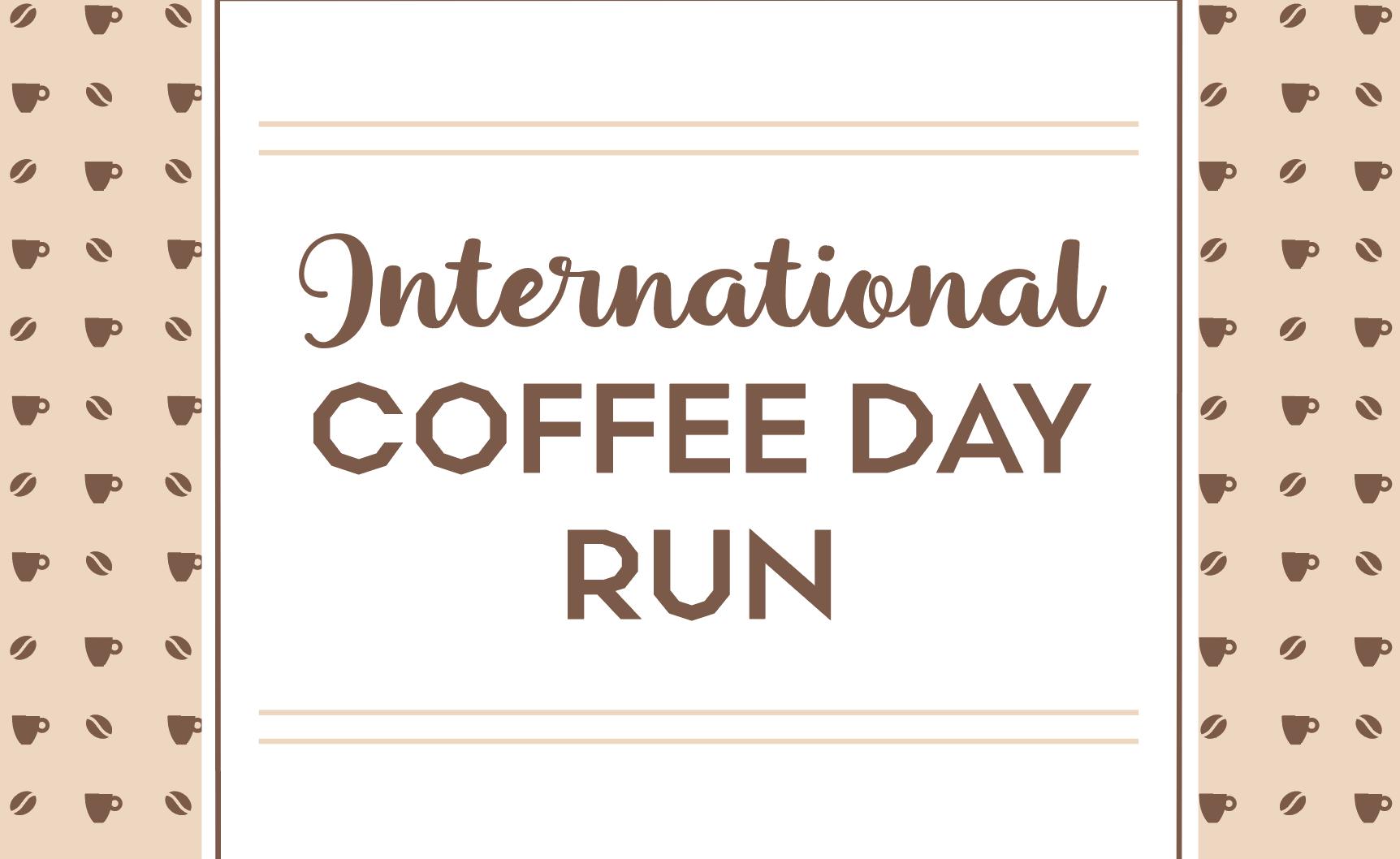 International Coffee Day Run
