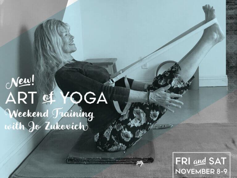 Art of Yoga: Weekend Training