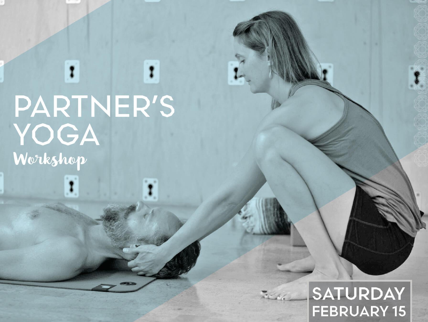 Partners Yoga Workshop
