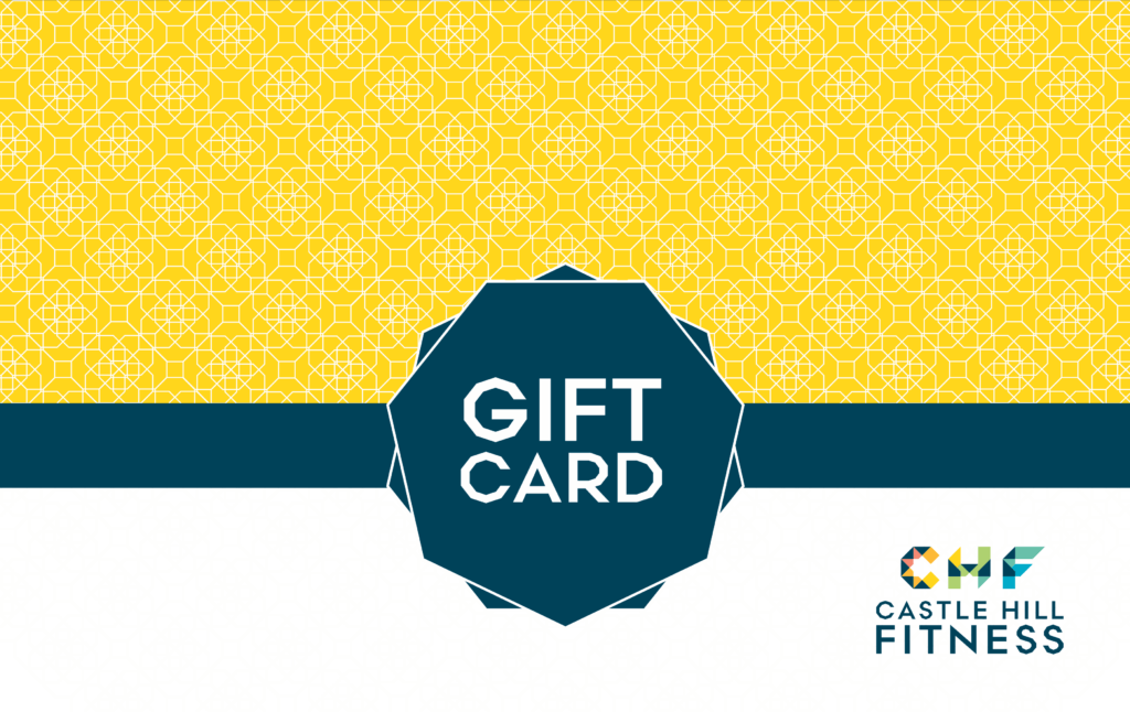 Castle Hill Fitness Digital Gift Cards