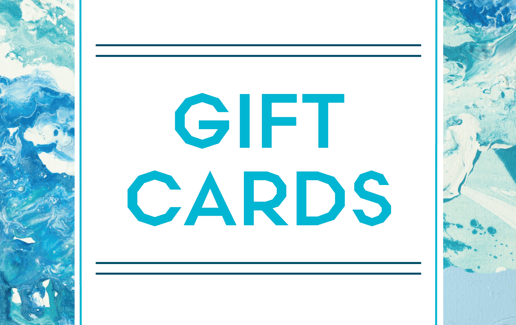 Gift Cards, Always a Crowd Pleaser