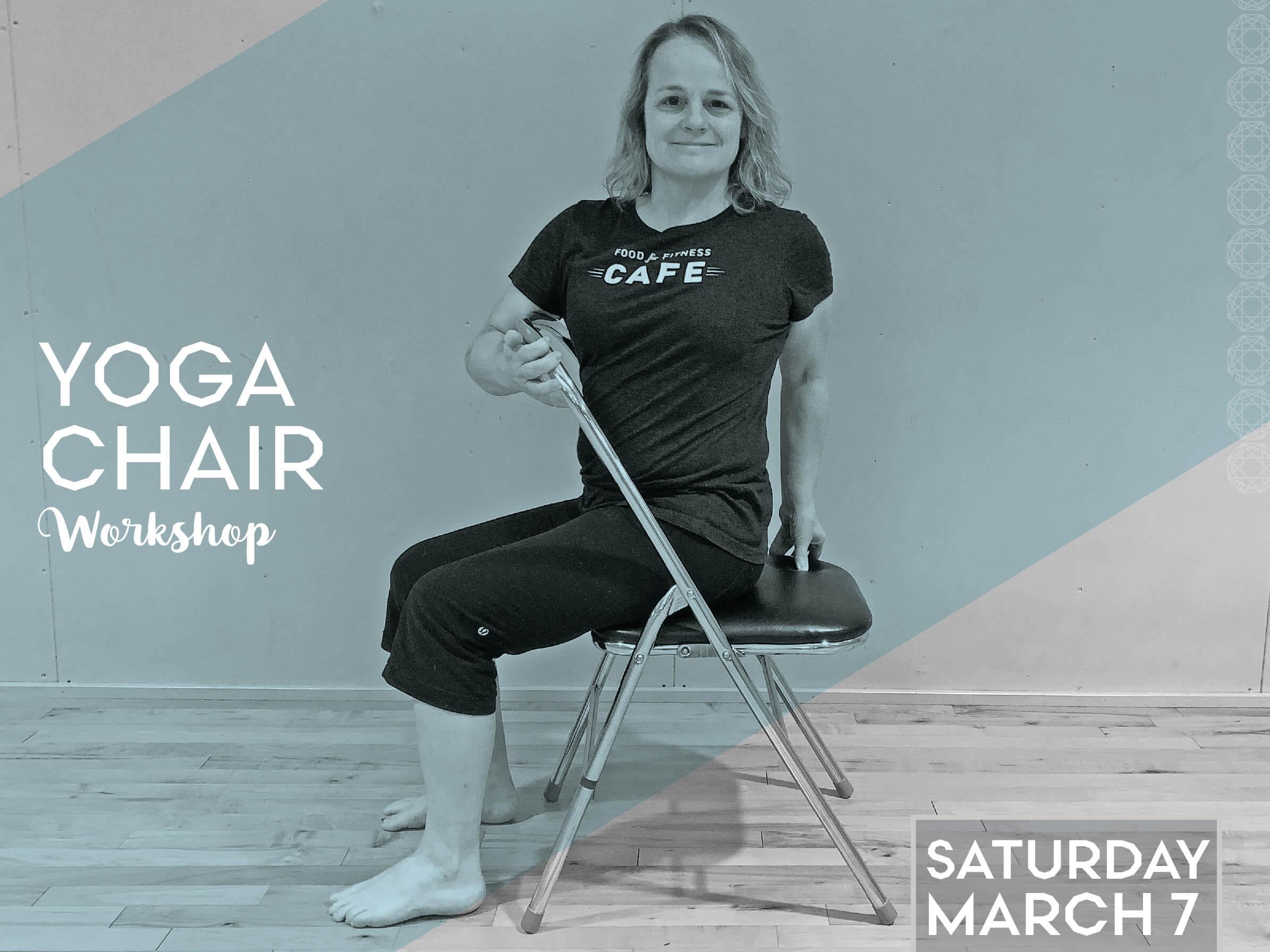 Yoga Chair Workshop