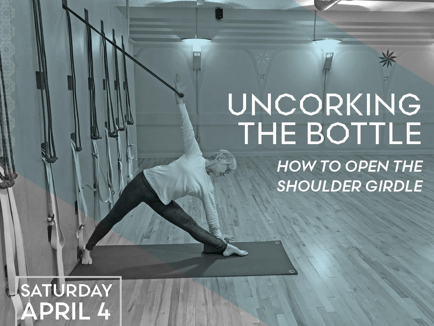 Uncorking the Bottle: How to Open the Shoulder Girdle