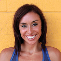 Personal Trainer Hilary Chung