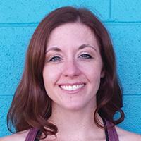 Pilates Instructor, Lindsay Lark
