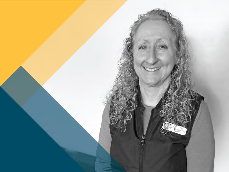 Staff Spotlight Image of Personal Trainer Leslee Feldman