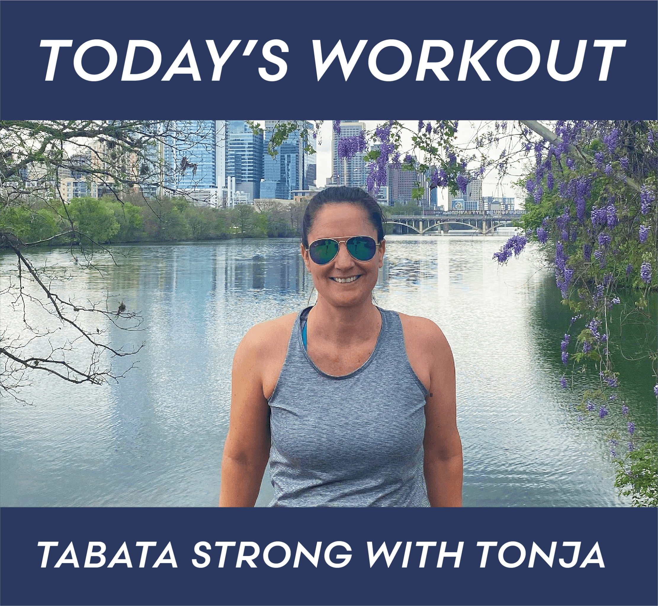 Daily Workout – Tabata Strong