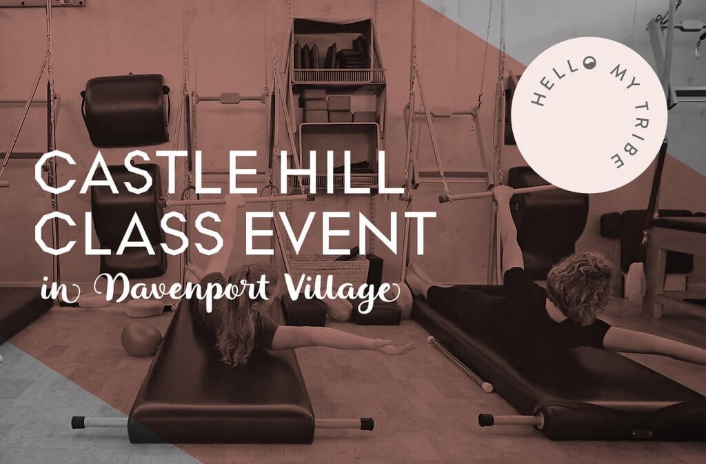 Hello My Tribe Special Event Classes at Castle Hill Fitness 360