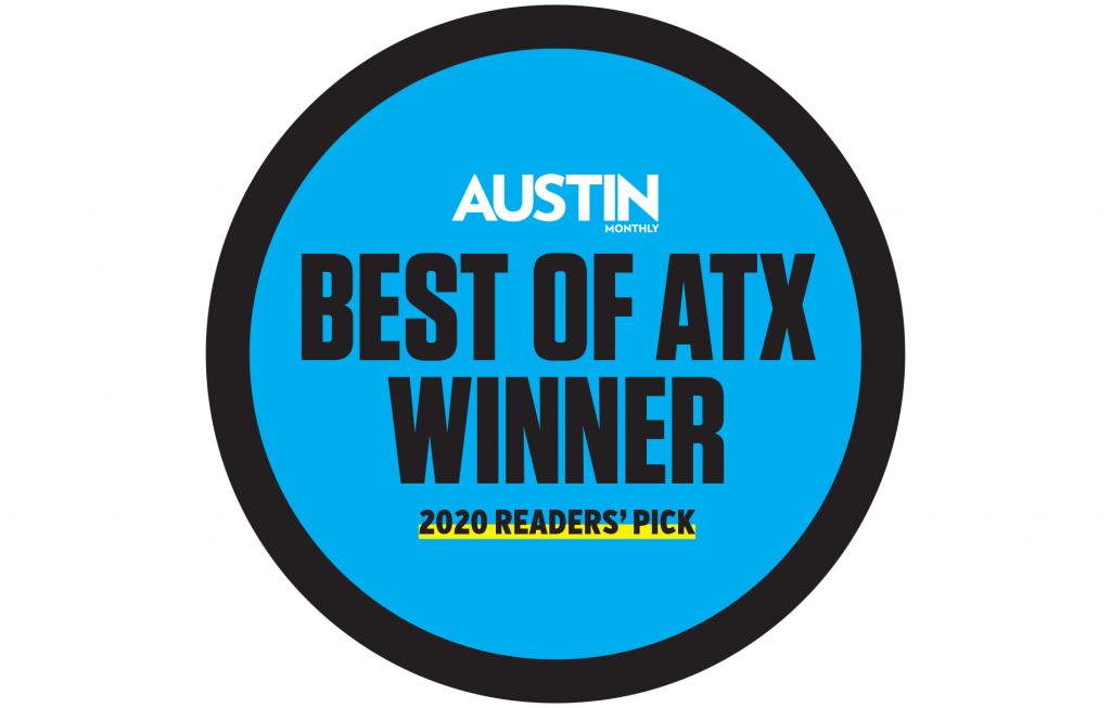 Austin Monthly Best of ATX 2020