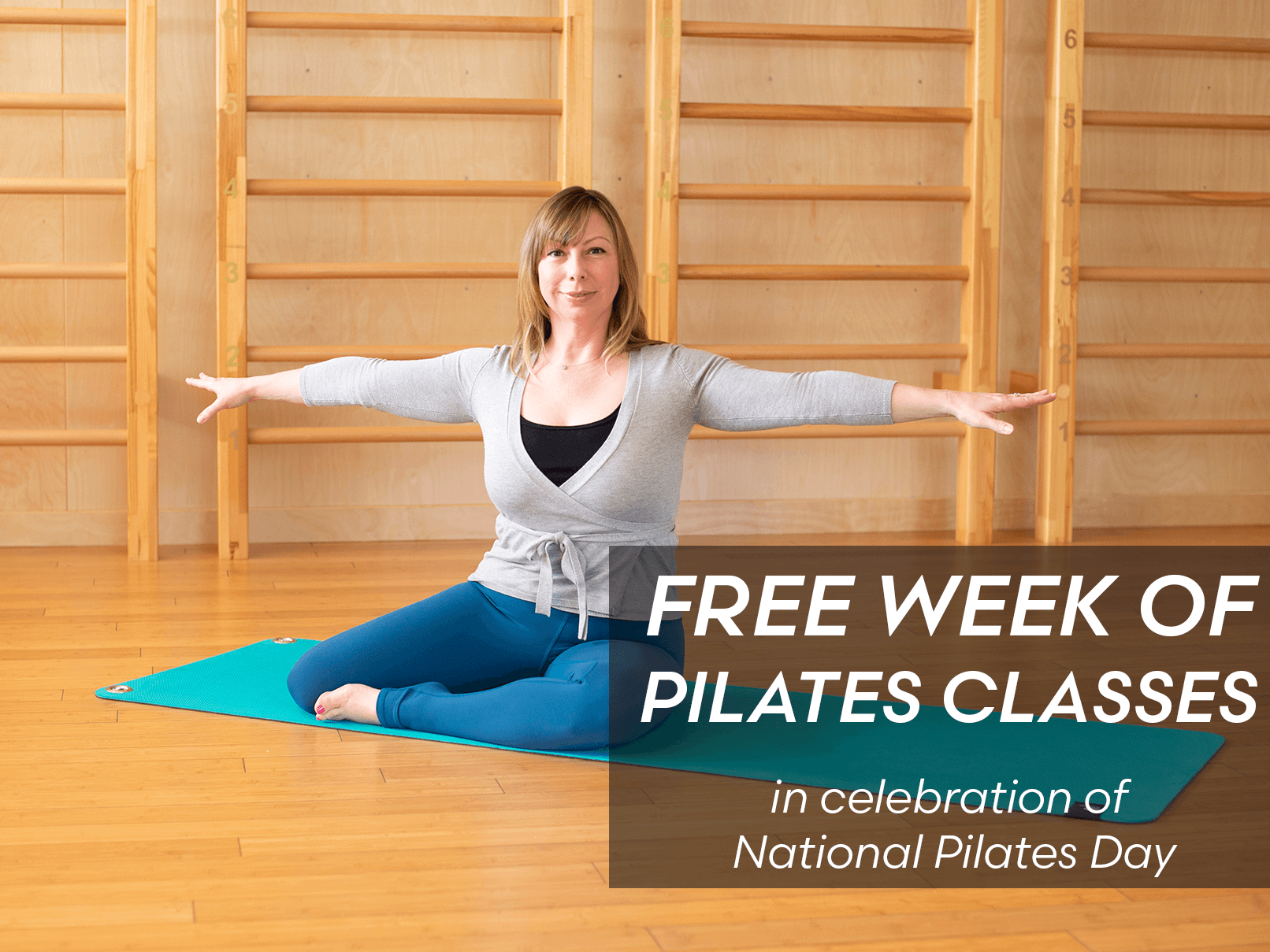 Week-Long National Pilates Day Celebration