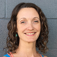 Yoga Instructor Anna Gieselman