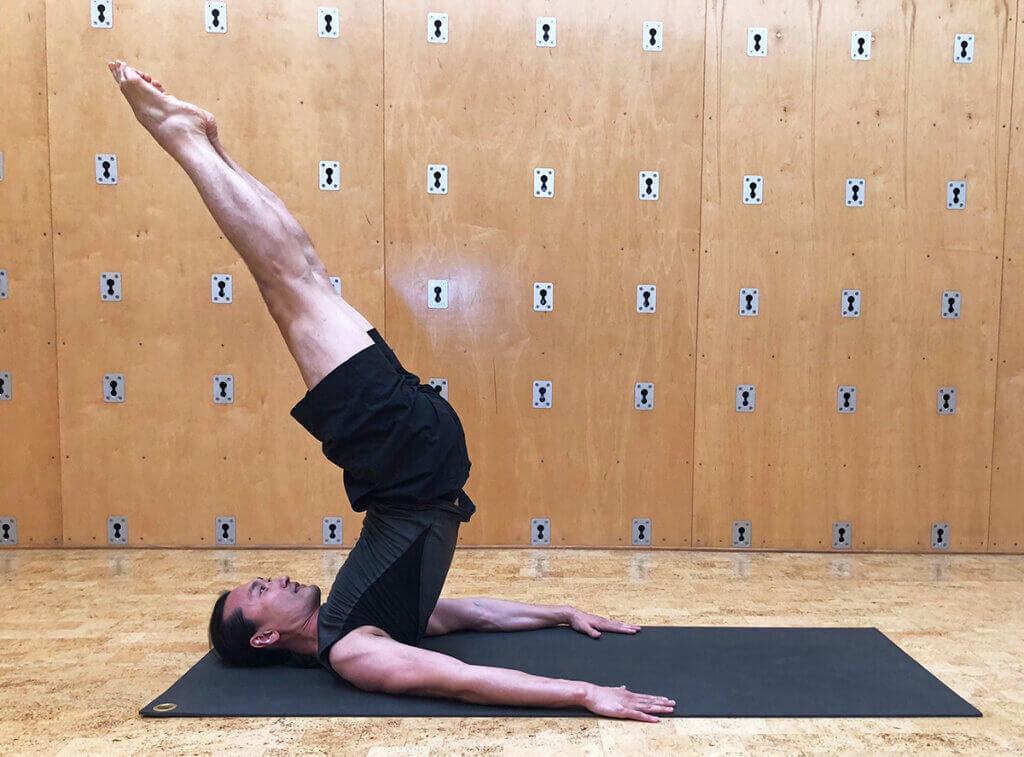A Mat Pilates Routine with Jae Hoon!