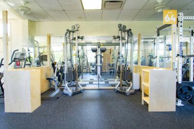 360 Personal Workout Pod Main Gym 64