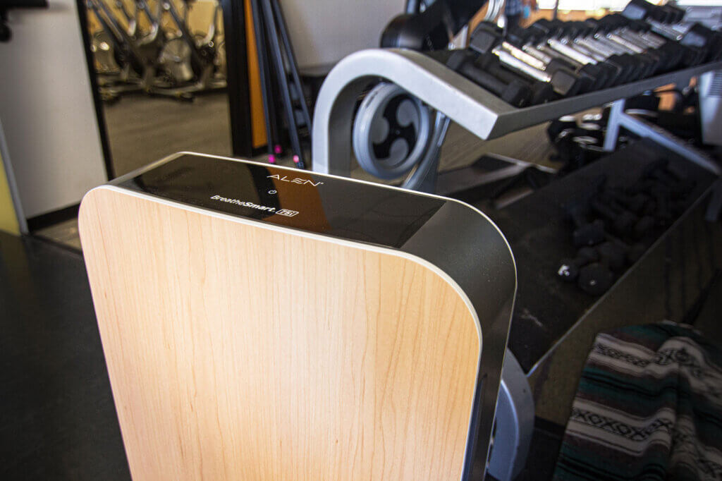Air Filters: Why Your Gym Should Have Them