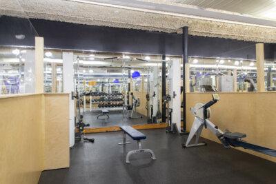 Main Gym Workout Pod 3