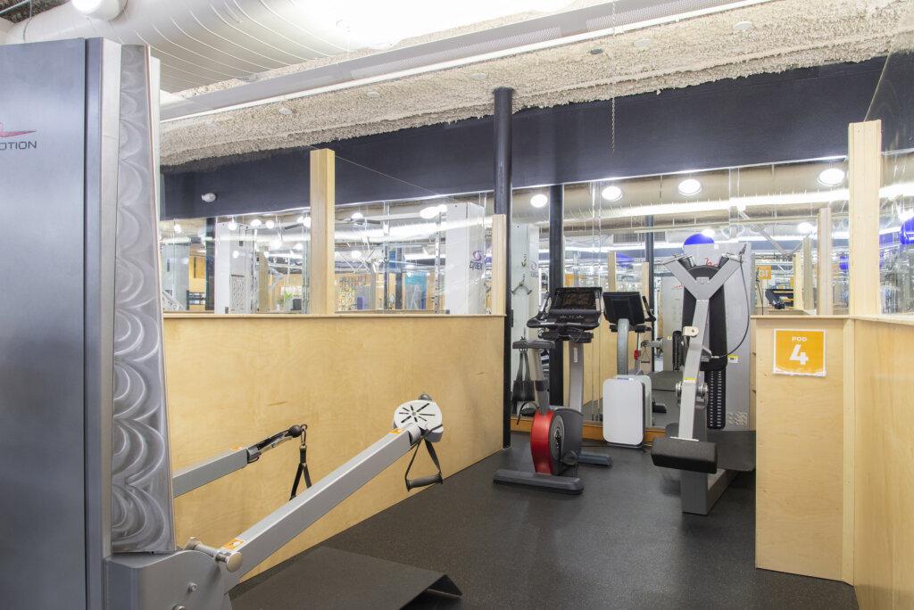 Main Gym Pod 4