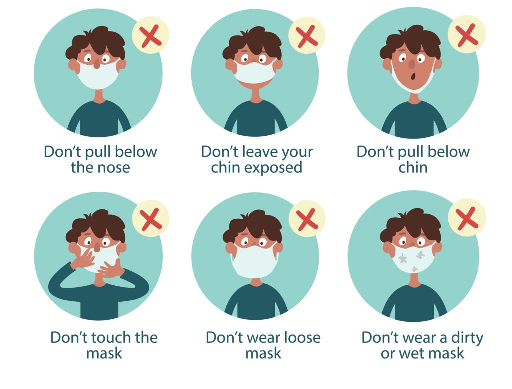 Tips for Face Masks