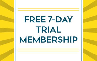Free 7-Day Trial Austin Membership