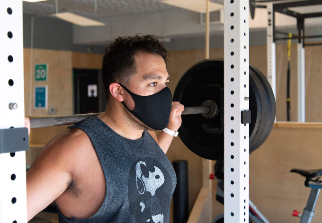 Workout Mask Javier