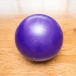 Stability Ball Purple
