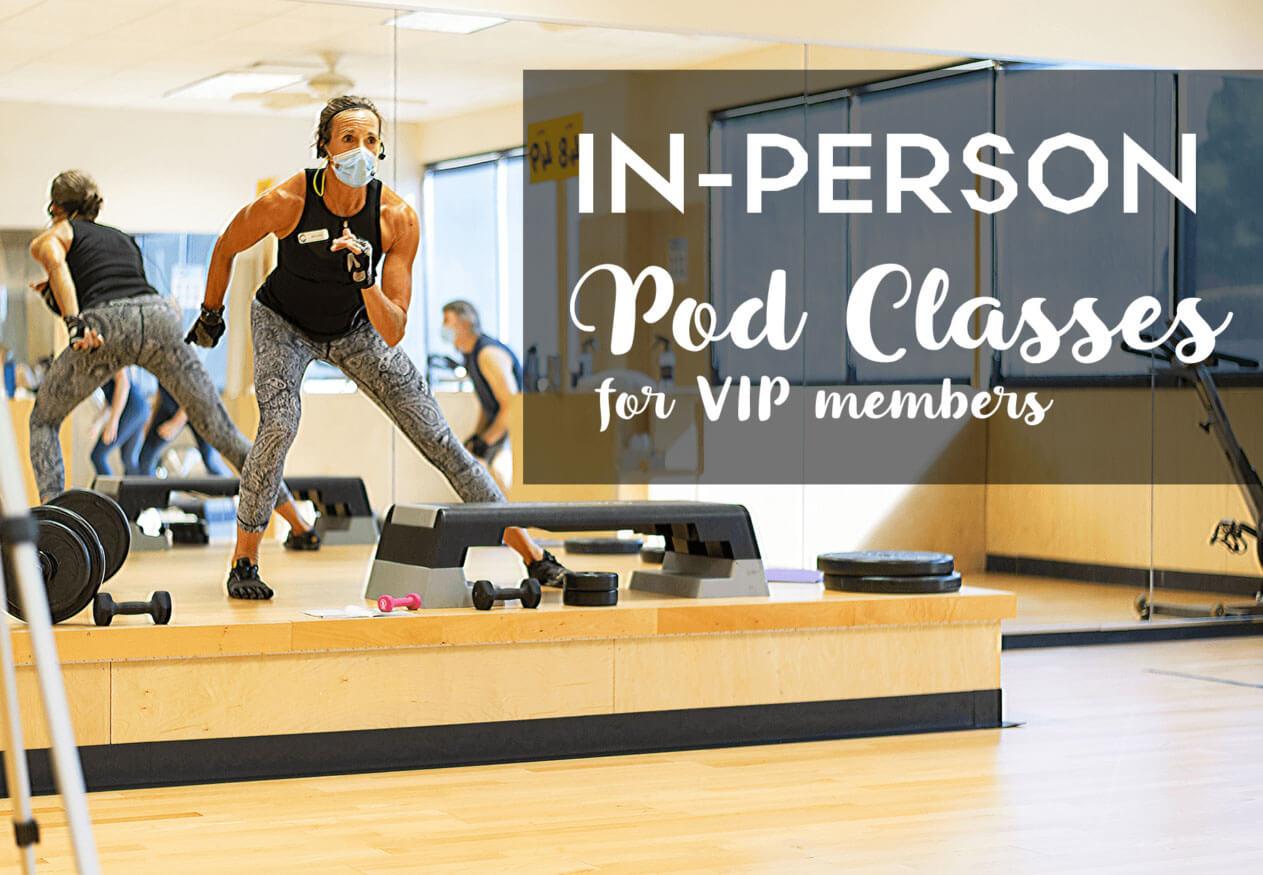 In-Person Pod Classes