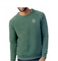 Unisex Green Sweatshirt for Holiday Gift Guide