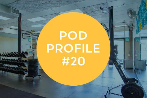 Pod Profile: Arena Pod 20