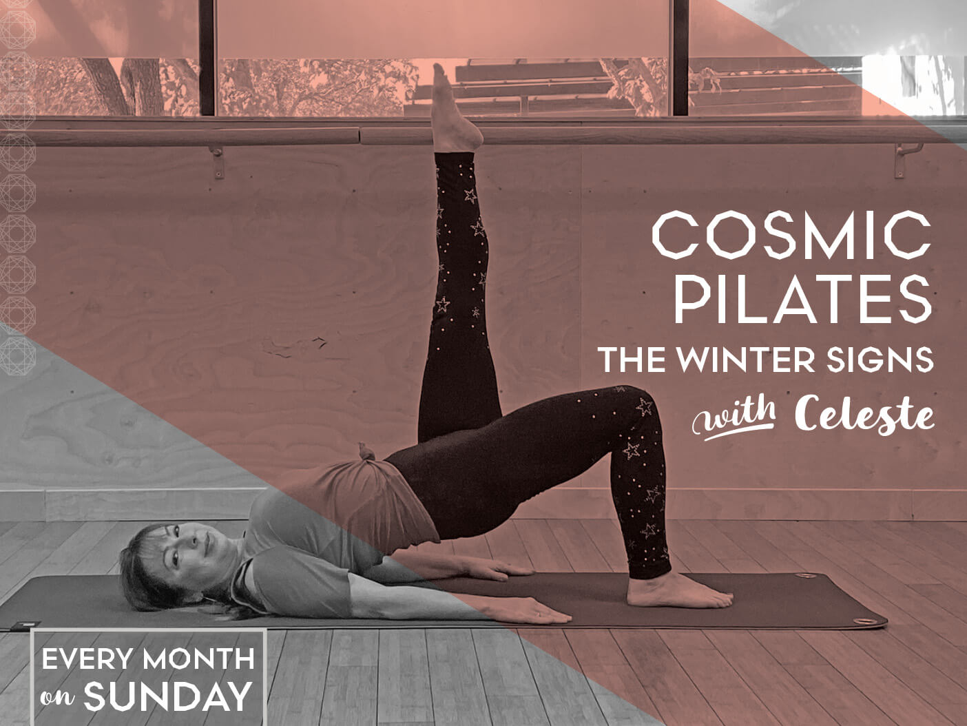 Cosmic Pilates: Winter Signs