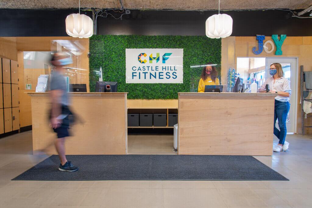 Downtown Austin Gym - Castle Hill Fitness