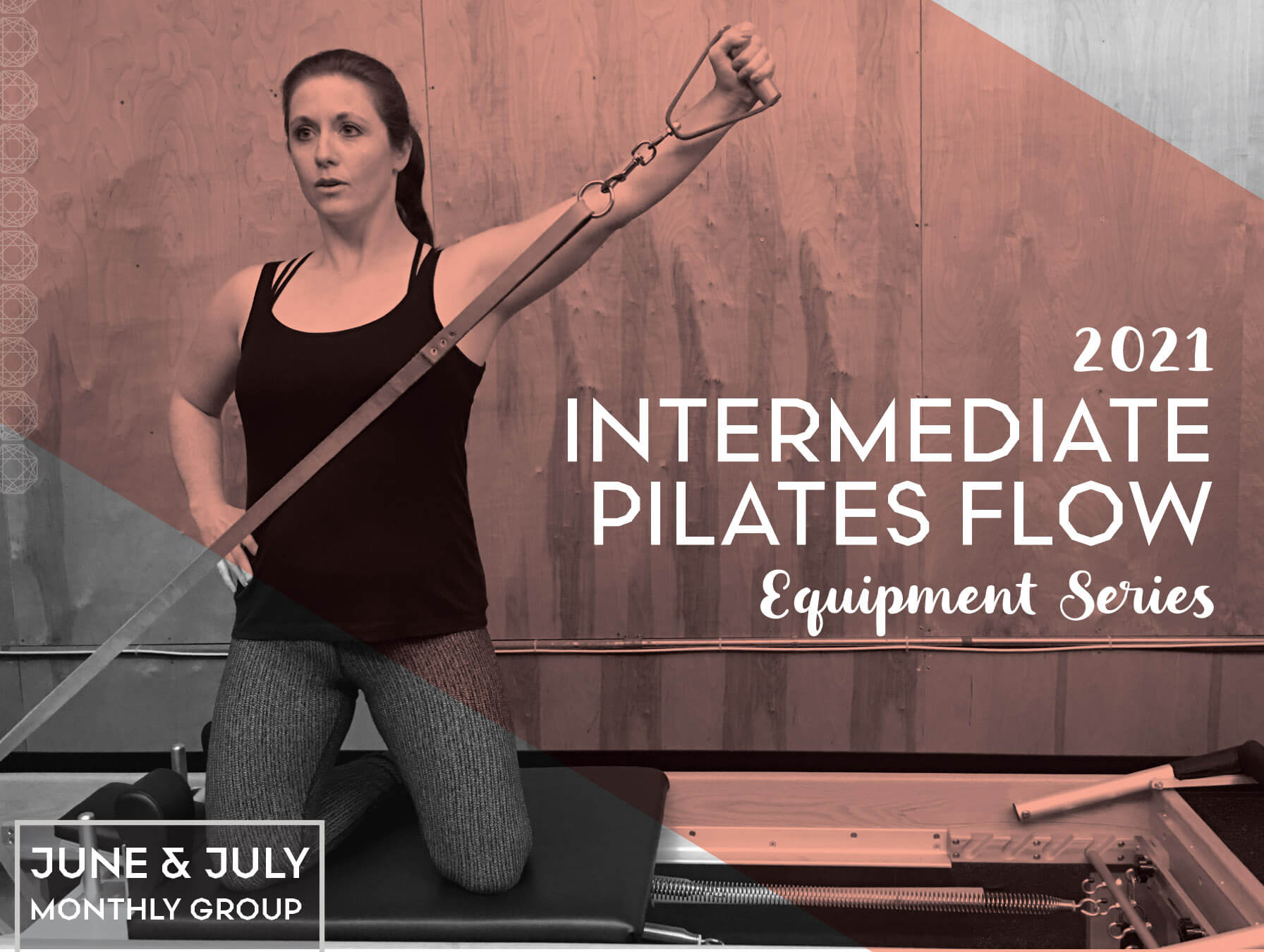 Intermediate Pilates Flow: Equipment Series