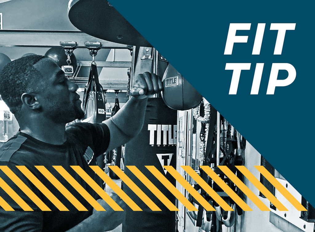 Boxing Instructor Caleb Noah's Speed Bag Fit Tip Blog Cover