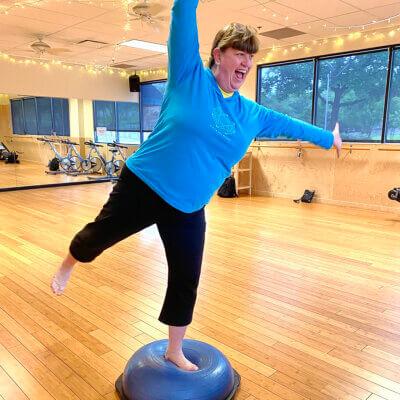 Laurie Rourke-Korpi Balance Work