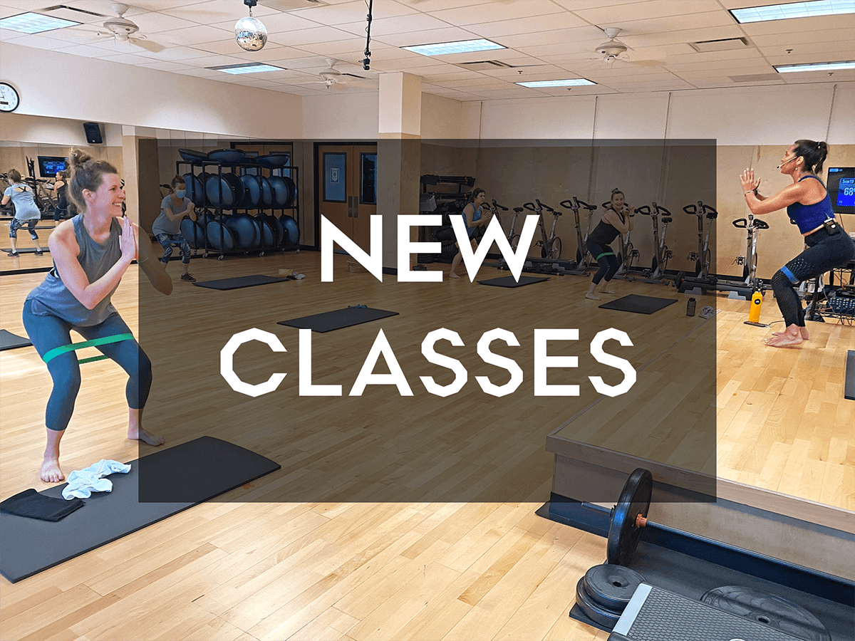 New Classes this July