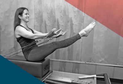 Foundational Pilates with Brooke Howard and Ashley Weber Event Image