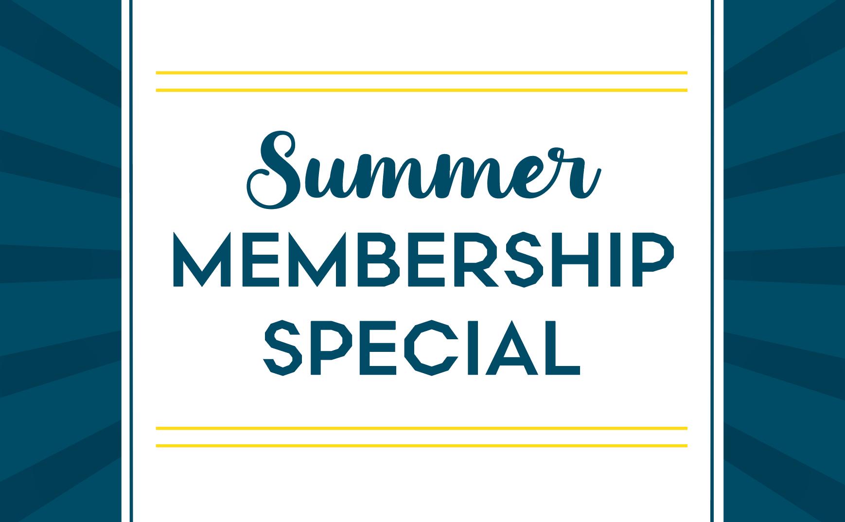 Virtual Membership Special