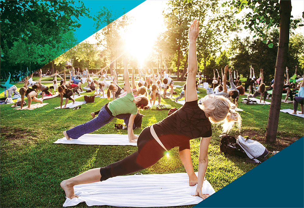 Free Day of Yoga at Waterloo
