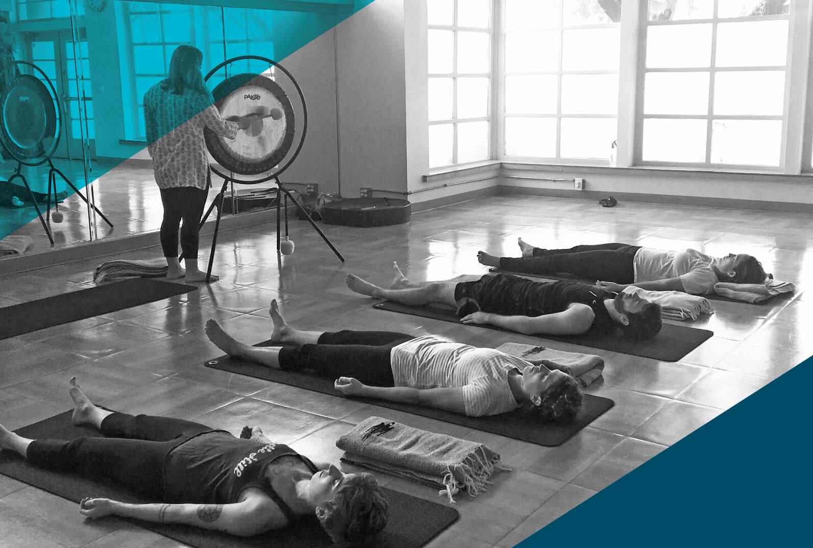 Monthly Breathwork and Soundbath Class
