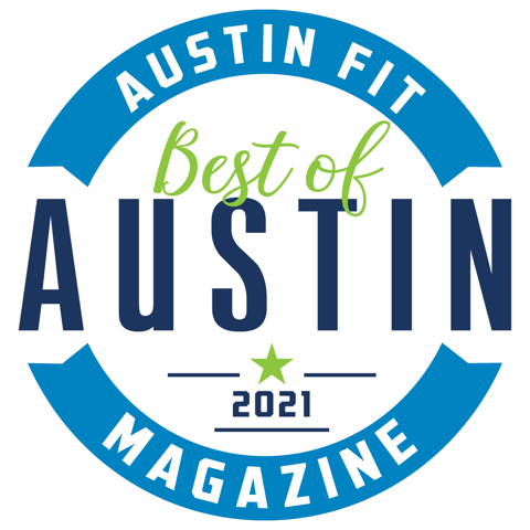 Vote for Us in Austin Fit Magazine's Best of 2021
