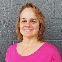 Yoga Instructor Anne Schultz