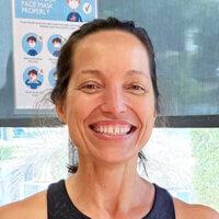 Yoga and Fitness Instructor Audra Shimek
