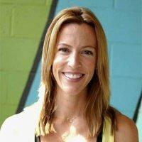 Yoga Instructor Gillian Barksdale