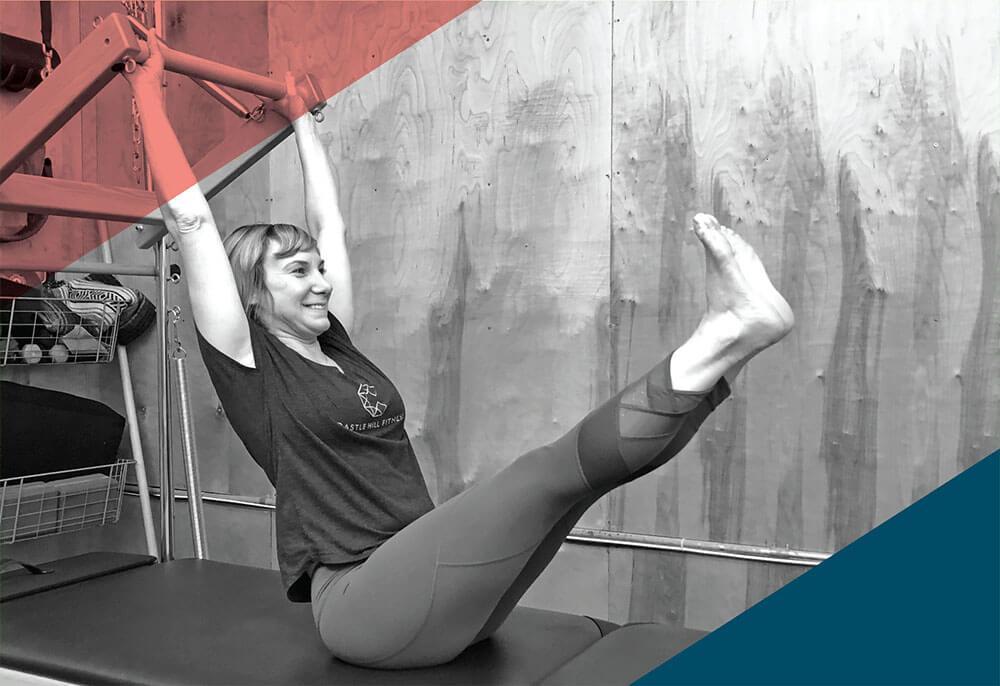 Pilates Posture and Balance Equipment Series