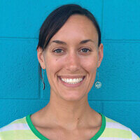 Yoga Instructor Kate Bero