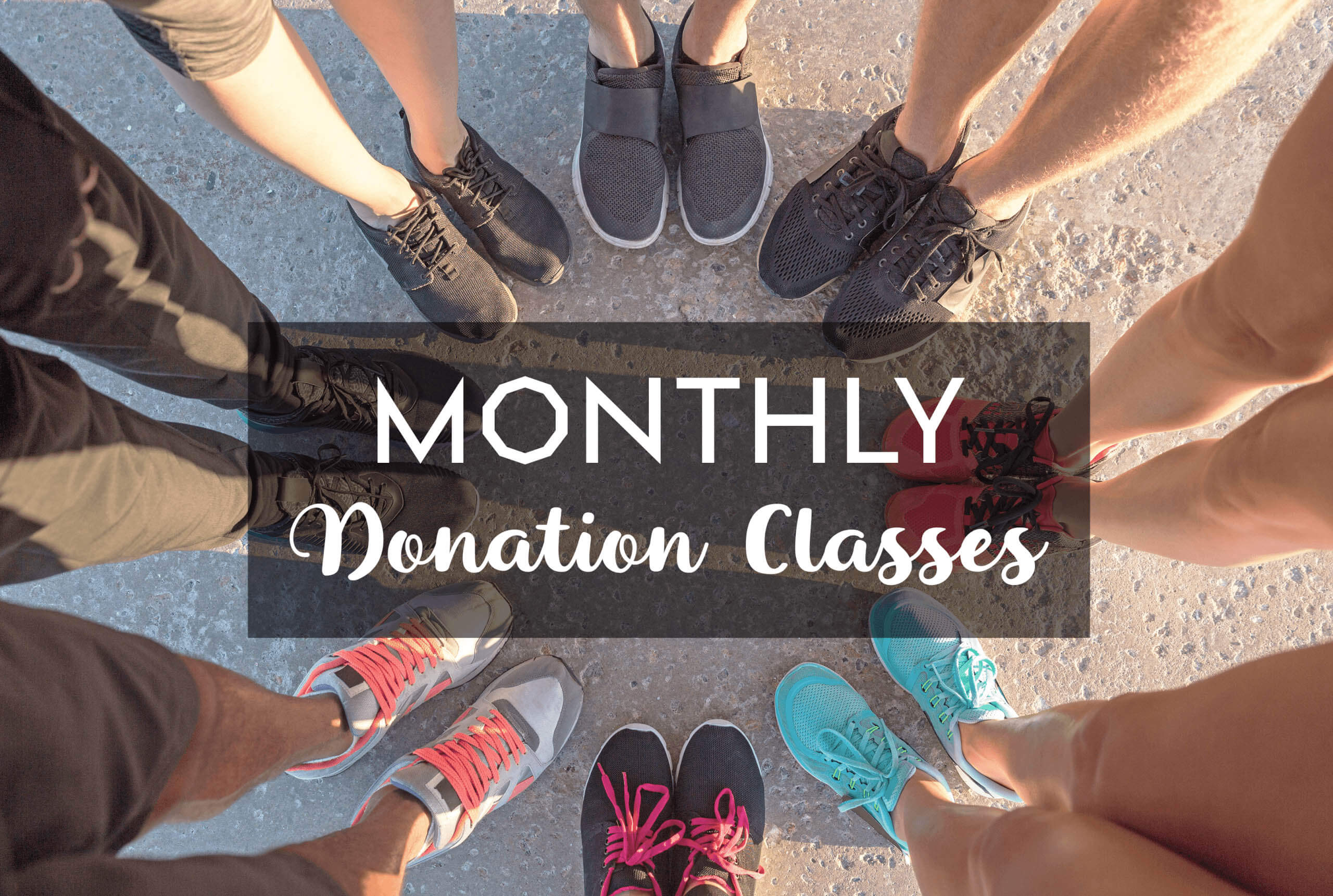 Donation Classes for Breast Cancer Resource Center