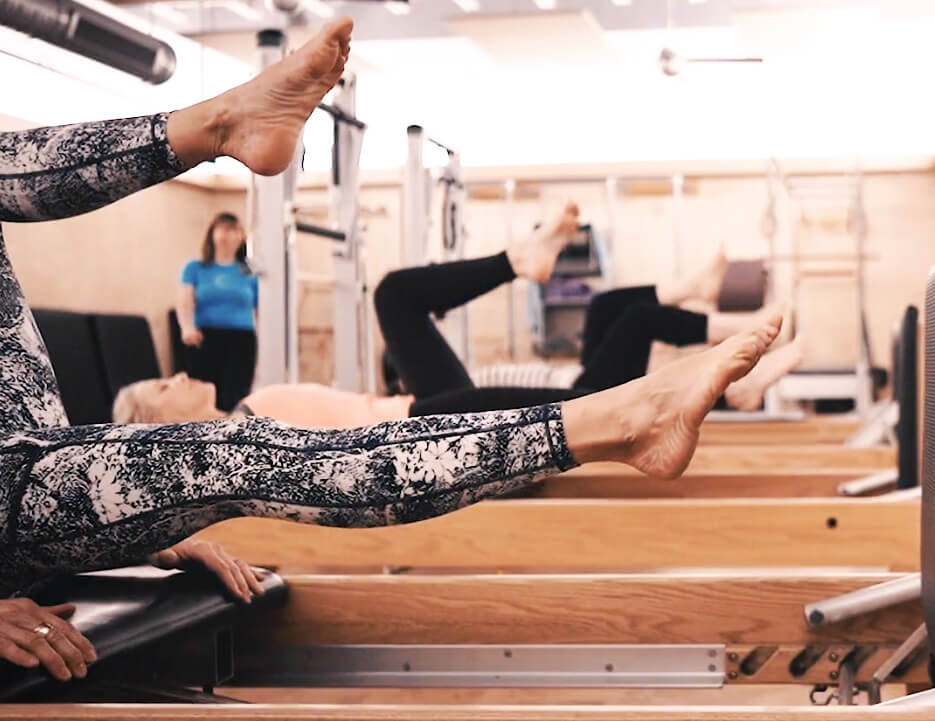 Creative Pilates Workouts to Up Your Routine