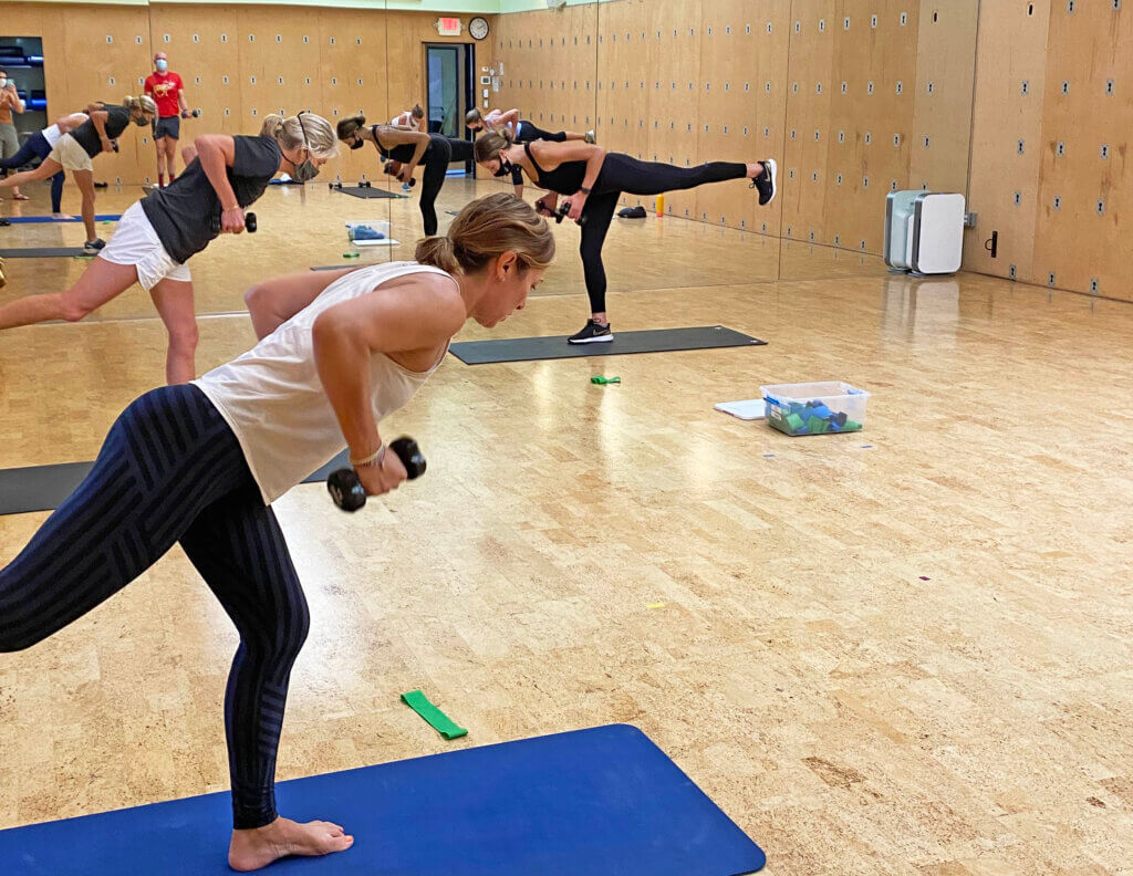 Veronika Cohen Strength and Mobility Class