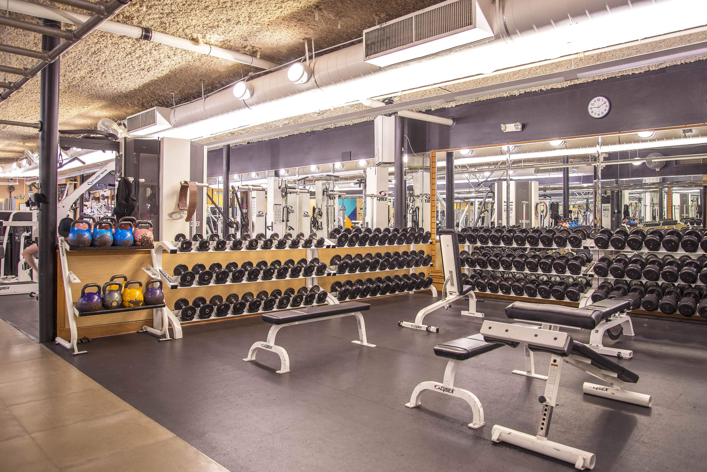 Castle hill fitness downtown gym spa austin tx