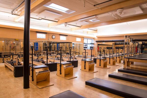 Pilates Equipment Studio